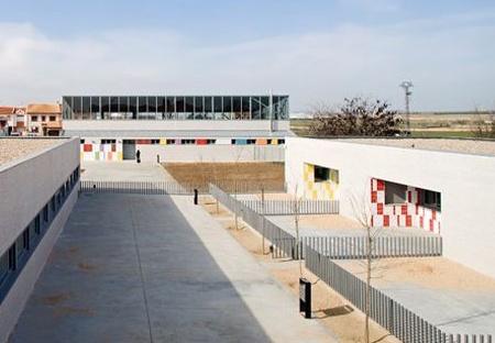 Colaboraci n colegio 3 6 toledo encadena arquitectos - Colegio arquitectos toledo ...